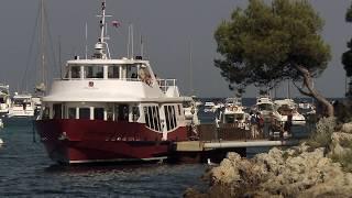 Documentaire Les îles en face de Cannes