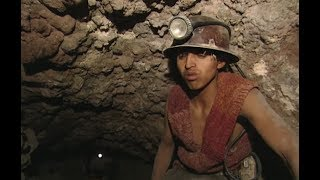 Documentaire Bolivie : les mineurs du diable