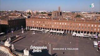 Documentaire Échappées belles – Week-end en Midi toulousain
