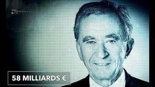 Documentaire Bernard Arnault, l'art de payer moins d'impôts