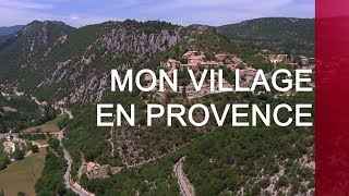 Documentaire Mon village en Provence