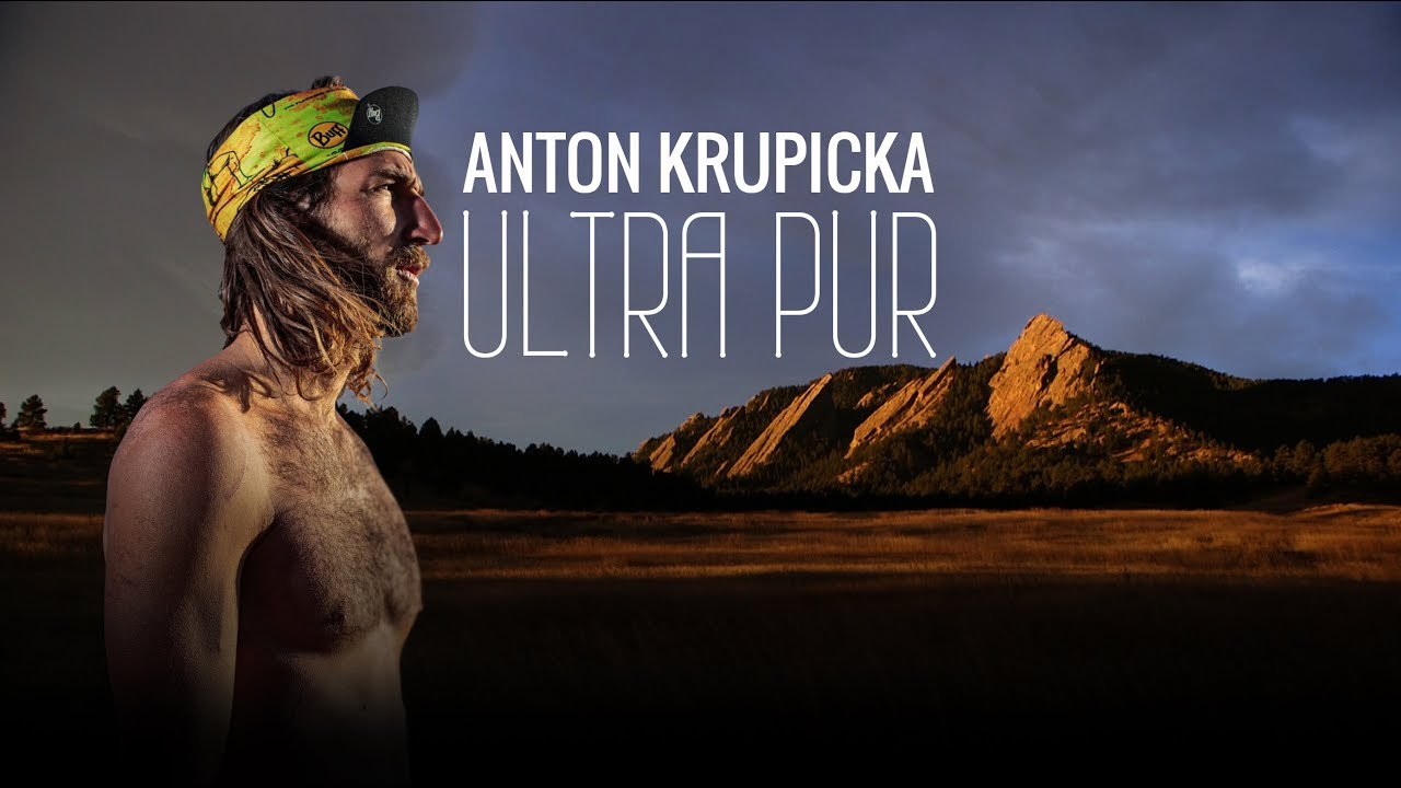 Documentaire Ultra pur : Anton Kupricka, l'ovni de l'ultra trail
