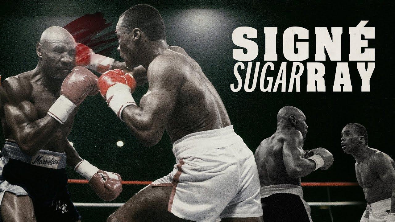 Documentaire Signé Sugar Ray : le combat de légende face à Marvin Hagler