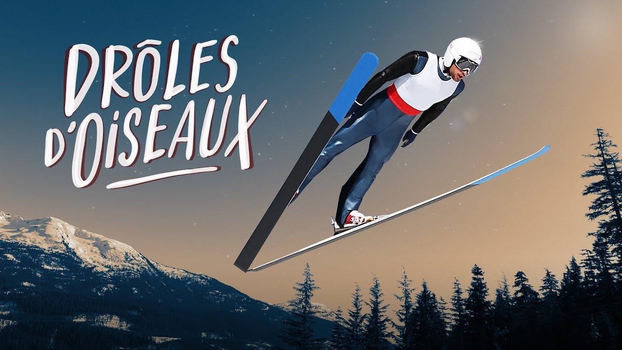 Documentaire Drôles d'oiseaux, dans la tête des sauteurs à ski