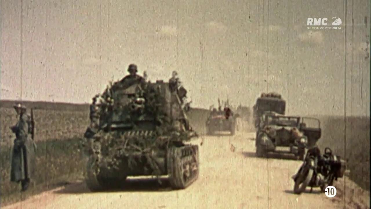 Documentaire Einsatzgruppen, les commandos de la mort (1/4)