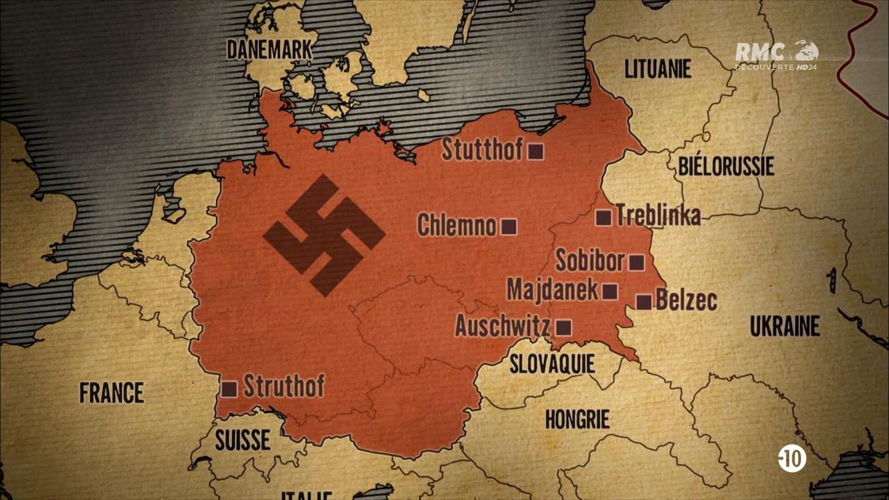 Documentaire Einsatzgruppen, les commandos de la mort (3/4)