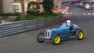 Documentaire Grand Prix de Monaco historique