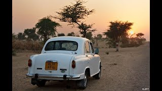 Documentaire Inde: magnifique roadtrid en Ambassador