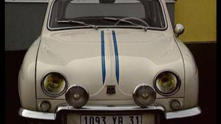 Documentaire La Renault Gordini