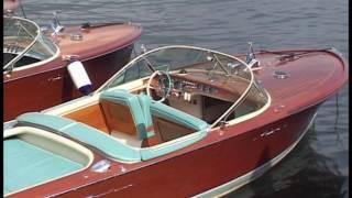 Documentaire Le monde des bateaux à moteur – Riva