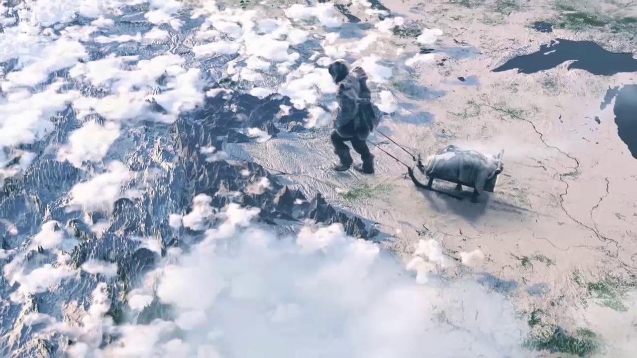 Documentaire Les grands voyages de l'Humanité : d'homo sapiens aux romains