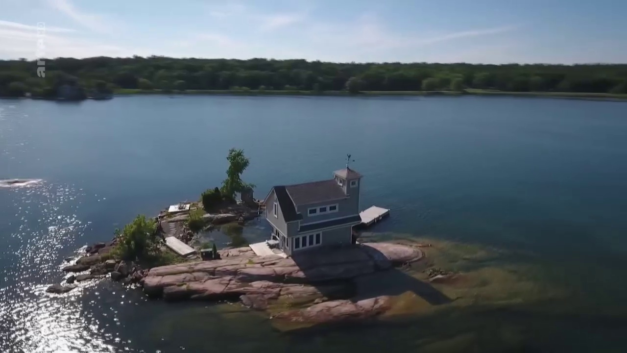 Documentaire Les mille-iles du Saint-Laurent – Amour et passion