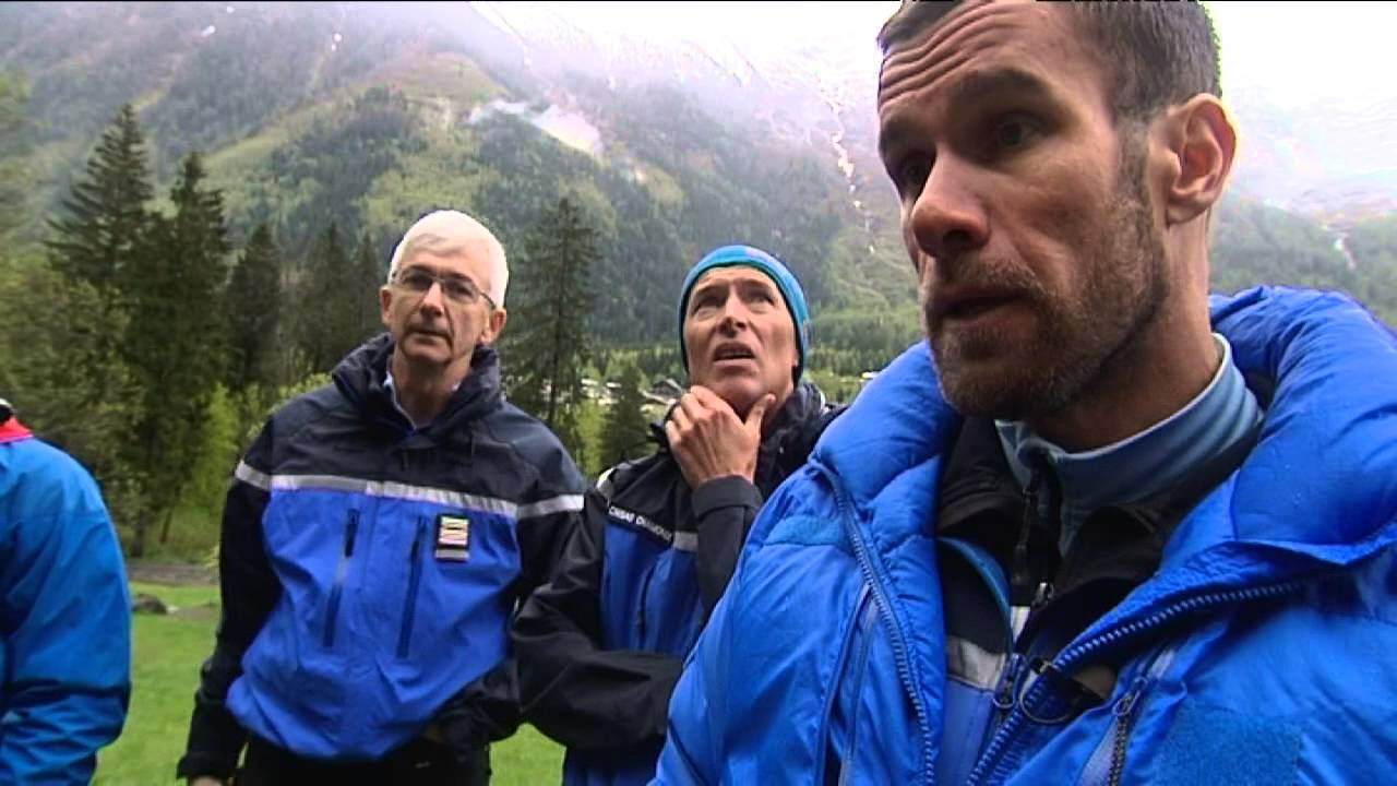 Documentaire L'épreuve des Géants pour les candidats aux Pelotons de Gendarmerie de Haute Montagne