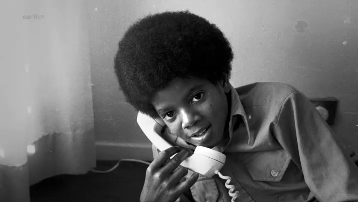 Documentaire Michael Jackson, naissance d'une légende (1/2)