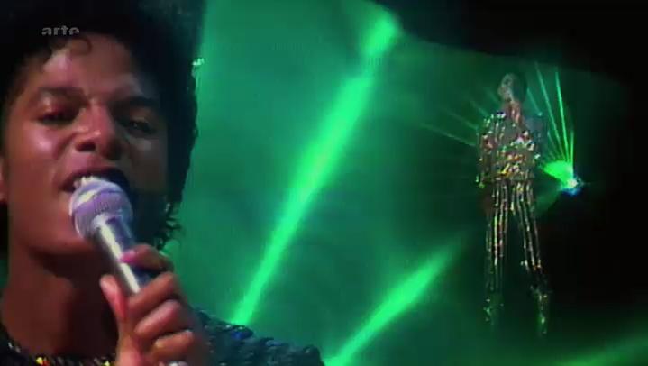 Documentaire Michael Jackson, naissance d'une légende (2/2)