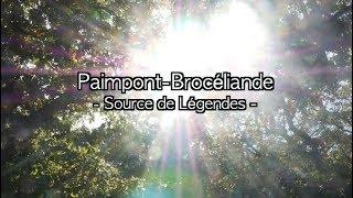 Documentaire Paimpont-Brocéliande