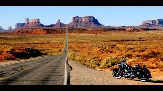 Documentaire Roadtrip aux USA en Harley-Davidson