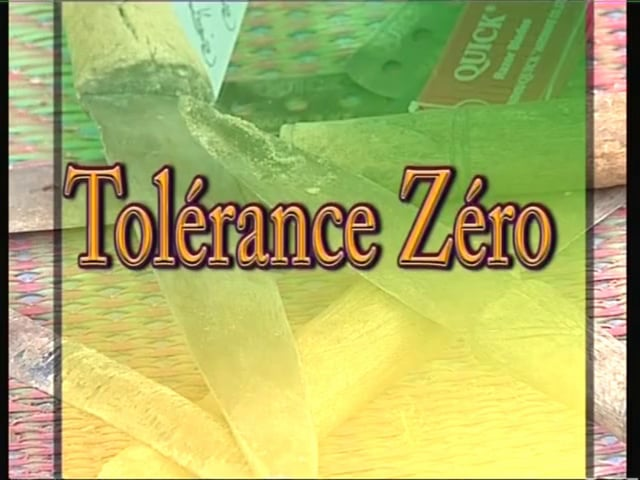 Documentaire Tolérance Zéro