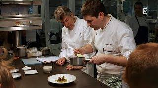 Documentaire Régis Marcon : cuisine et descendances
