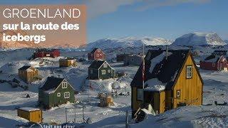 Documentaire Groenland, sur la route des icebergs