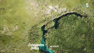 Documentaire Échappées belles – Mexique, escale au Yucatan