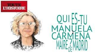Documentaire Qui es-tu Manuela Carmena ? Maire de Madrid