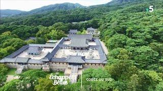 Documentaire Échappées belles – Destination Corée du Sud !