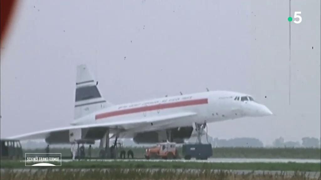 Documentaire Concorde le rêve supersonique (2/2)