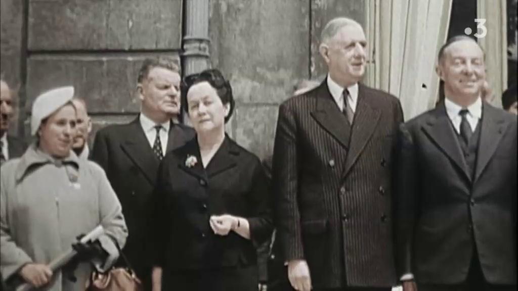 Documentaire De Gaulle et Pompidou, jusqu'à la rupture (2/2)