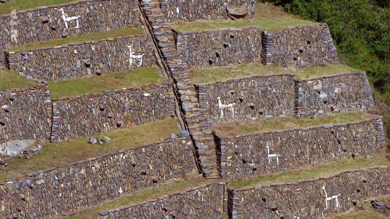 Documentaire Enquêtes Archéologiques – La géographie sacrée des Incas