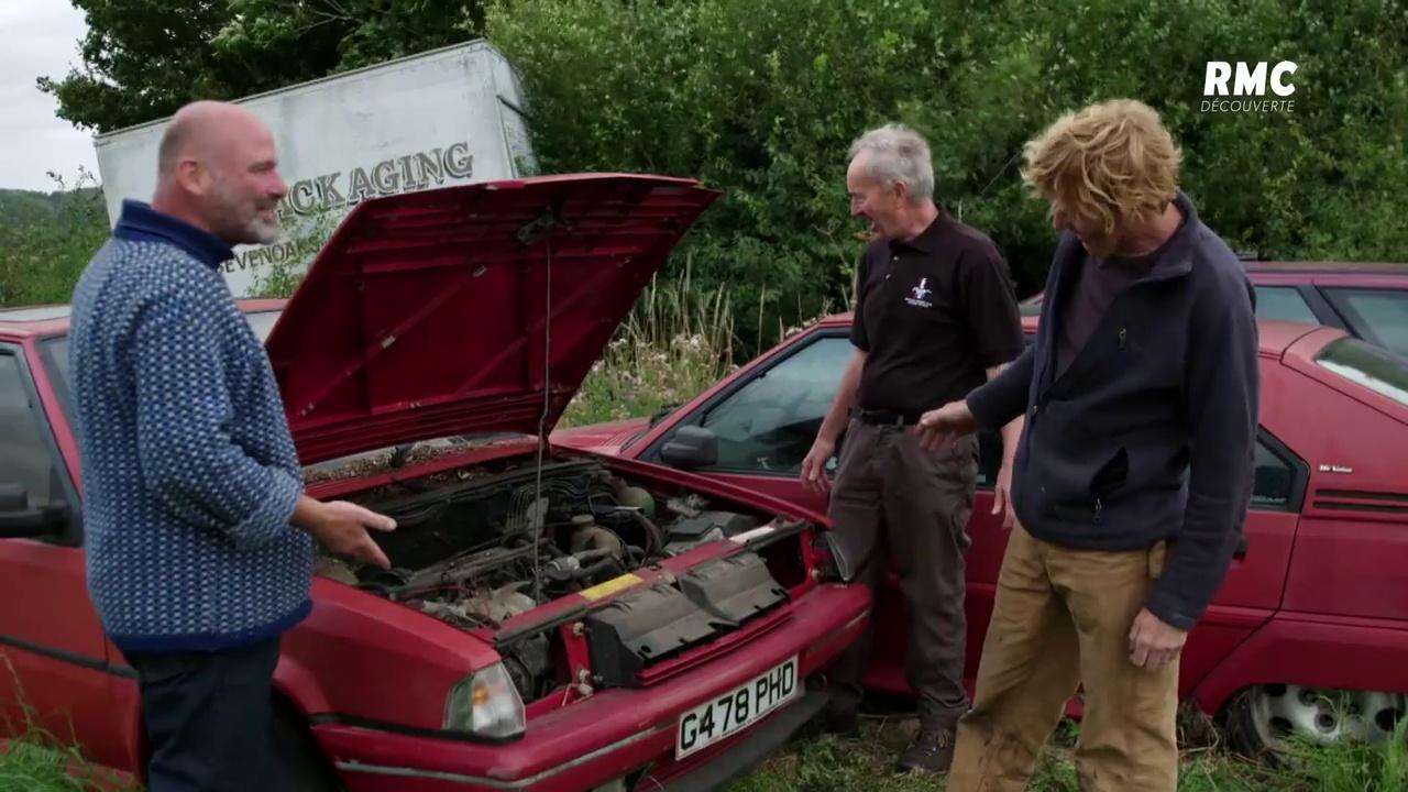 Documentaire Flipping Bangers : voitures à tout prix – Citroën BX GTI