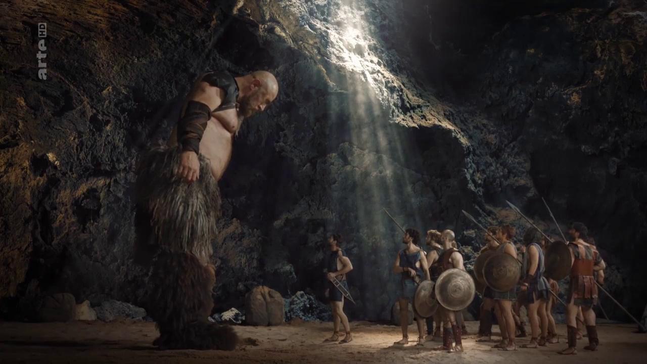 Documentaire Héros de légende – Ep01 – Ulysse roi d'Ithaque
