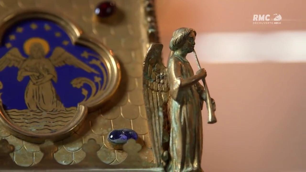 Documentaire La France des mystères – Les reliques sacrées (2/2)