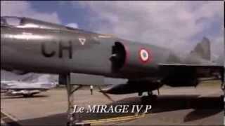 Documentaire Le Mirage IV P, forces aériennes stratégiques françaises