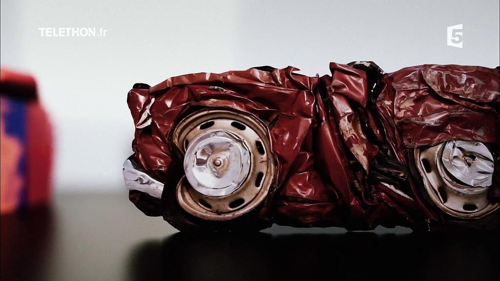 Documentaire Le sculpteur César – L'art et la matière