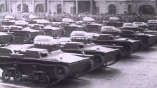 Documentaire Les panzers d'Hitler attaquent la Russie