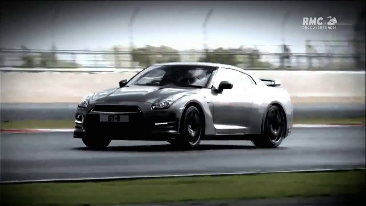 Documentaire Nissan GT-R
