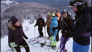 Documentaire Massif des Vosges : l'hiver sauvage