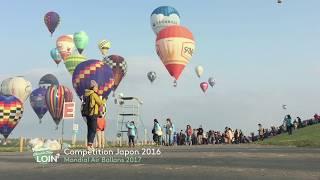 Documentaire Mondial Air Ballons, plus grand rassemblement de montgolfières