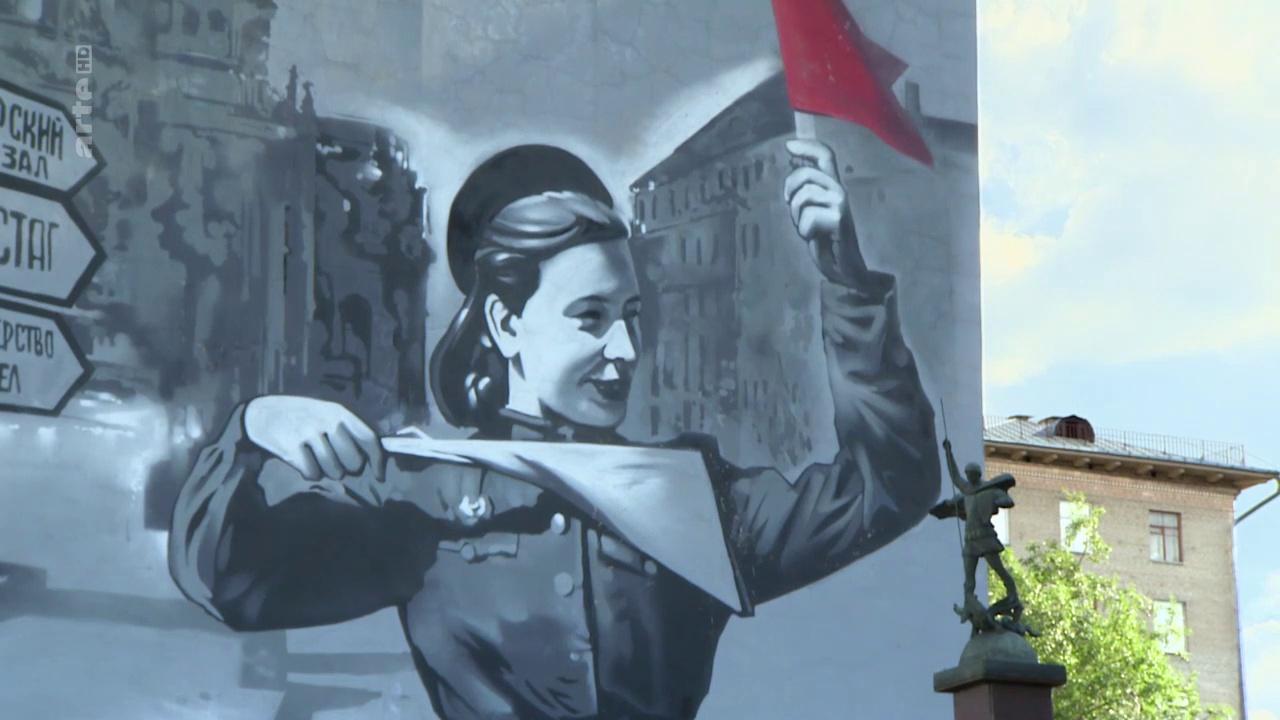 Documentaire Russie : Moscou, la révolution de béton