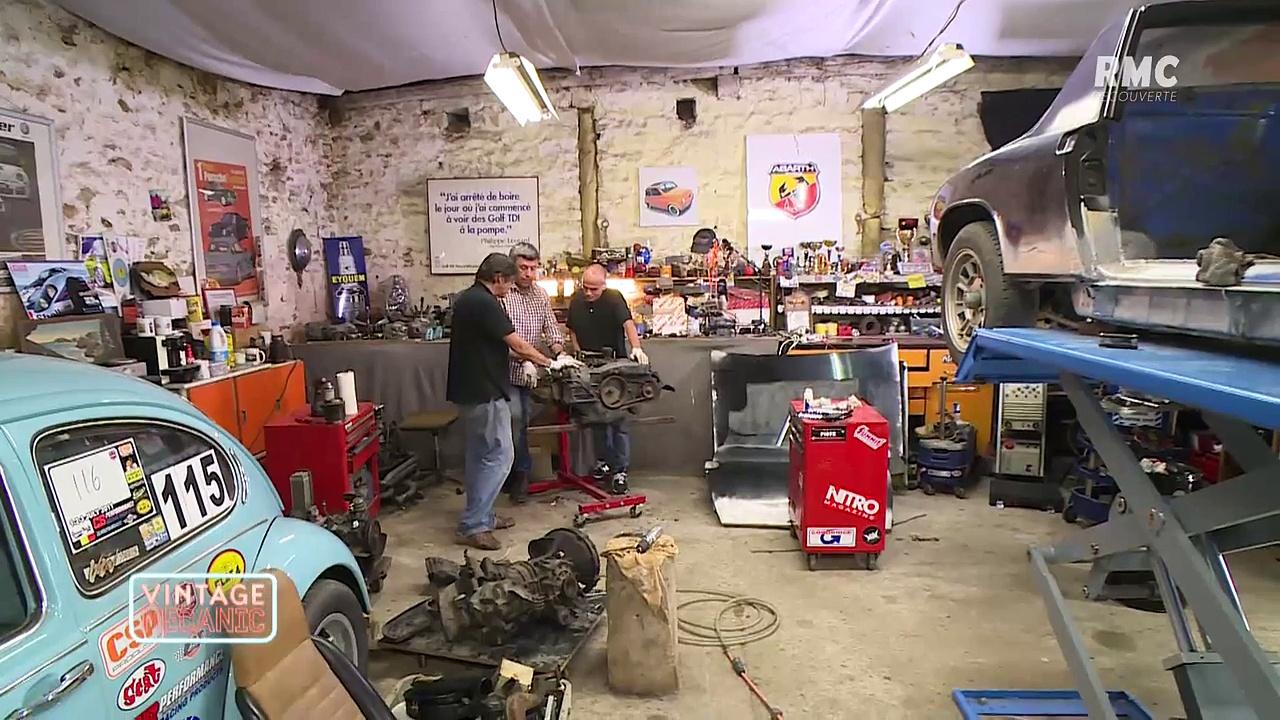 Documentaire Vintage Mecanic – La Porsche 914