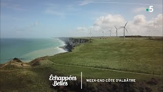 Documentaire Echappées Belles – Week-end sur la Côte d'Albâtre