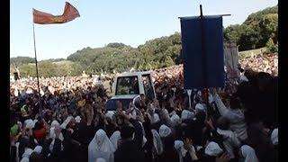 Documentaire Visite du Pape : la France entre ferveur et tension
