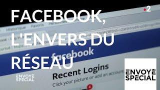Documentaire Facebook, l'envers du réseau