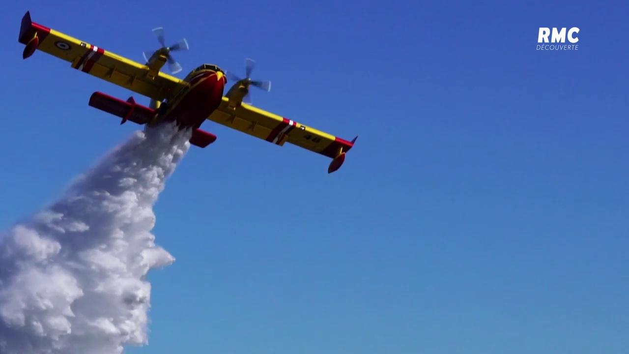 Documentaire Canadair : un avion de légende