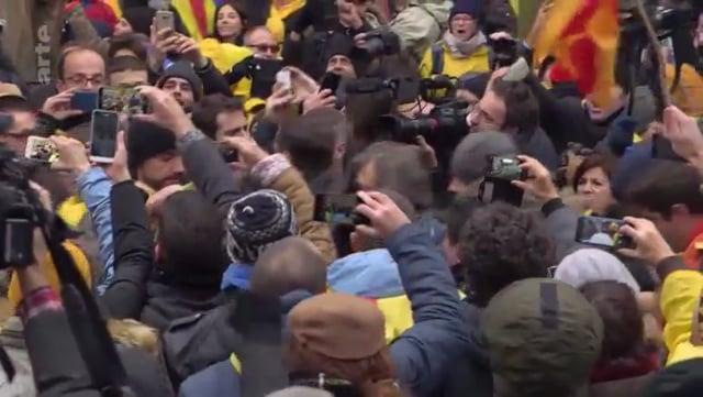 Documentaire Catalogne, l'Espagne au bord de la crise de nerfs