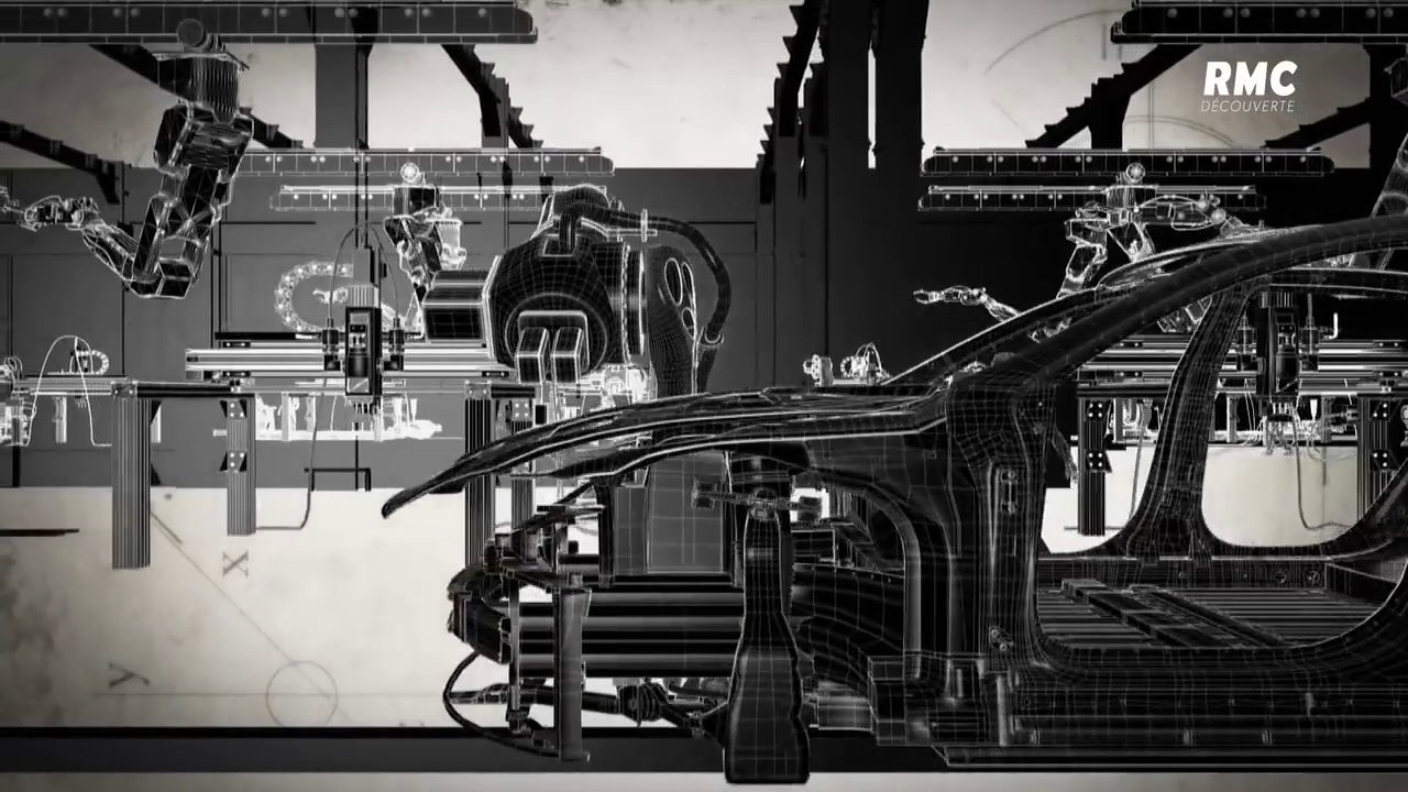 Documentaire Construire l'impossible – L'usine Tesla