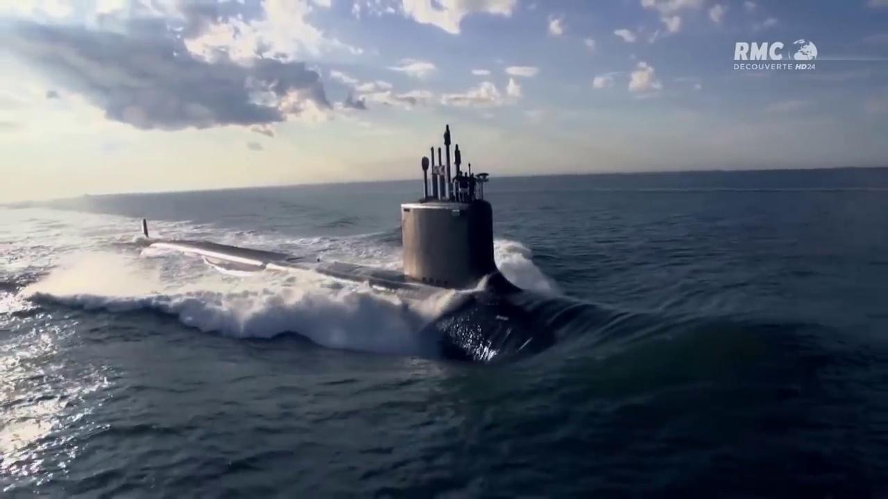 Documentaire Construire l'impossible – Sous-marin nucléaire