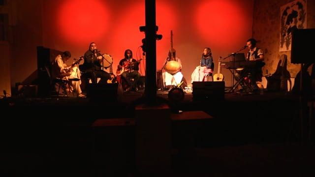 Documentaire Résidence musicale Sankofa