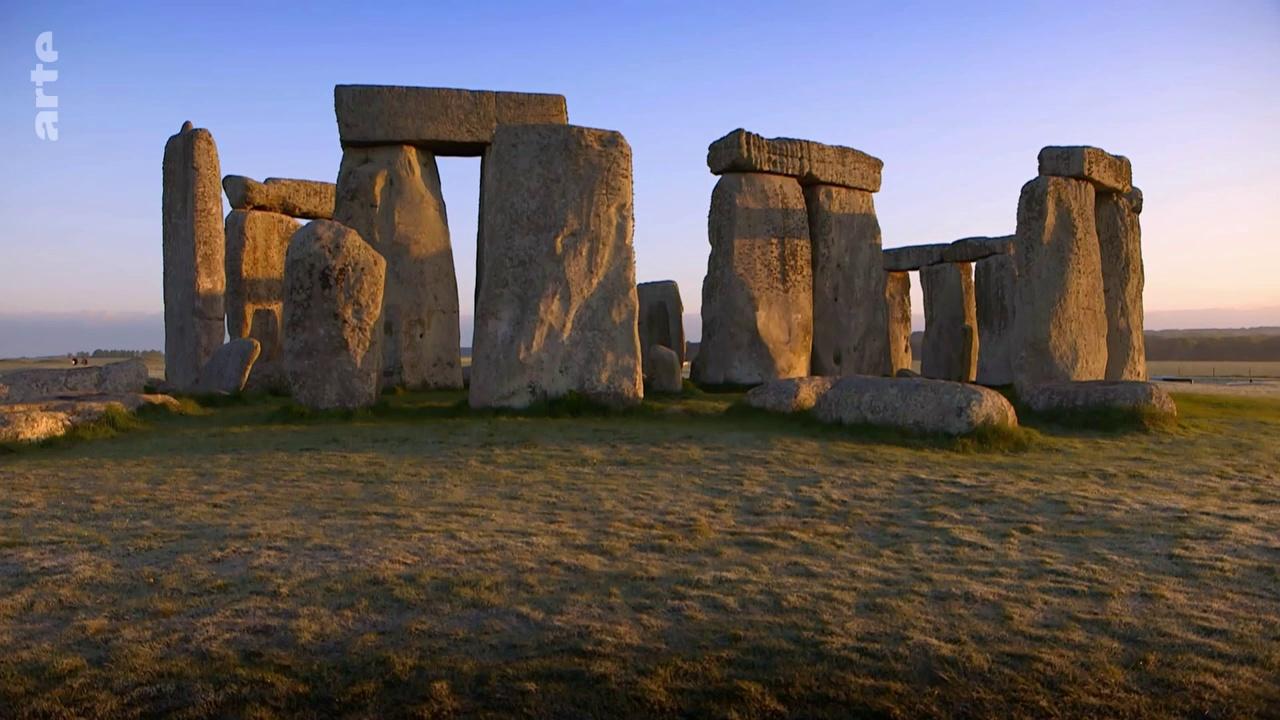 Documentaire Enquêtes Archéologiques – Les bâtisseurs de Stonehenge